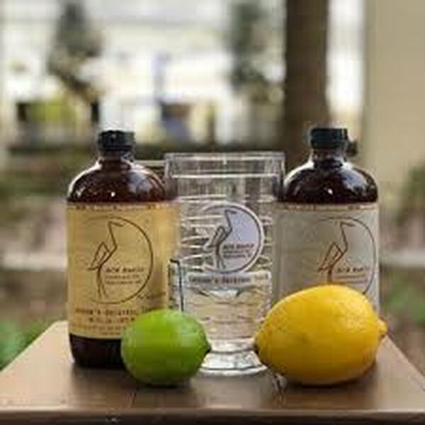Langdon's Original Tonic - No Sugar Added (16oz.) - 1 Case Wholesale