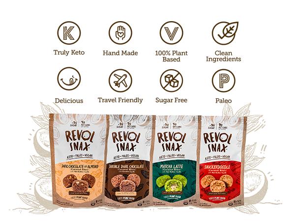 Revolv Snax Variety Pack