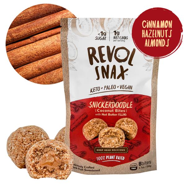 Revolv Snax Mix and Match