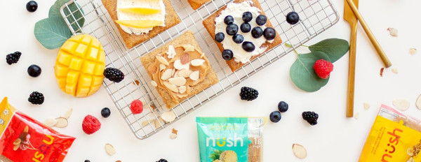 Nush Foods Variety Pack - Includes 6