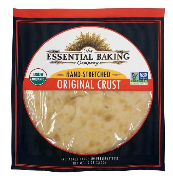 Essential Organic Pizza Crust  - Original -  Case of 10