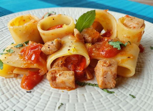 Paccheri Pasta by Gentile: Organic