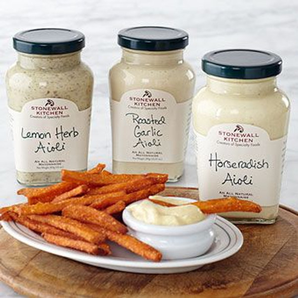 Our Aioli Collection - Stonewell Kitchen