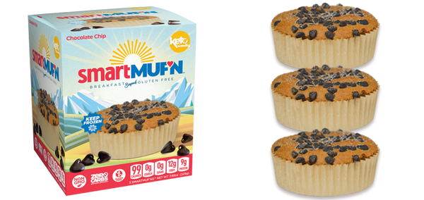 Chocolate Chip Smartmuf'n™ 9-Pack