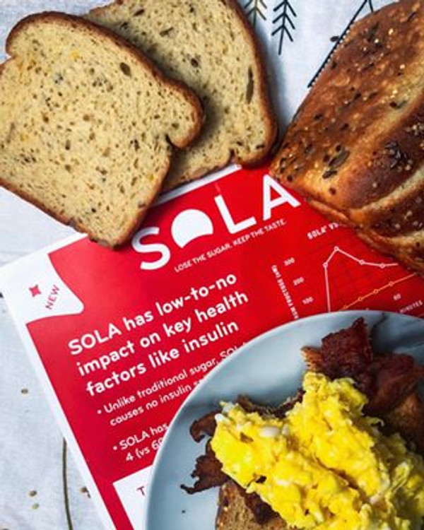 SOLA Low Carb Starter Variety Pack