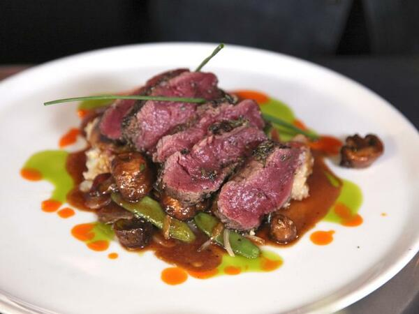 Elk Meat Sampler - Filet Mignons, Sirloin Steaks & Ground Elk
