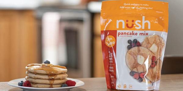 Nush Keto Pancake Mix