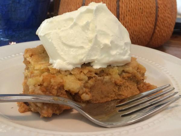 Pumpkin Pie Cake Mix