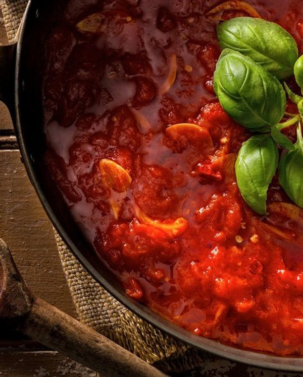 All Natural Pasta Sauce - Herb Marinara with Malbec Wine