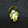 Rainbow Skull Gemstones (10 pcs )