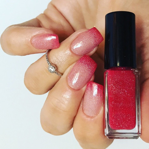 Strawberry Bellini (Thermal Nail Polish)