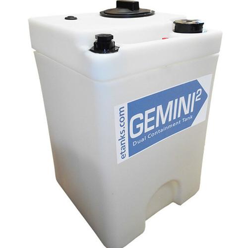 10 Gallon Dual Containment Additive Tank