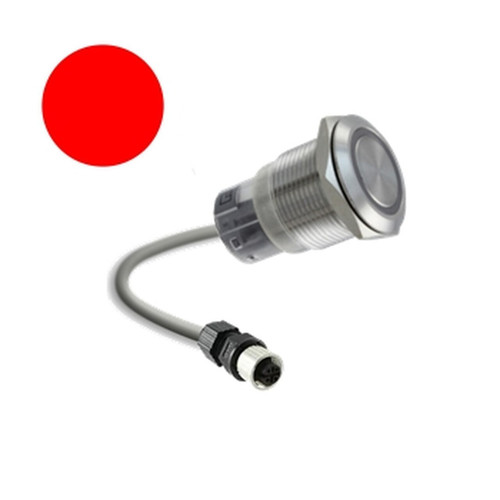 Remote Switch for Sanitizer Systems - Red Button