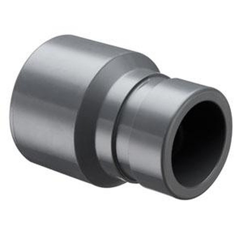 """1-1/4"""" Grooved x Socket Coupling, Sch 80"""
