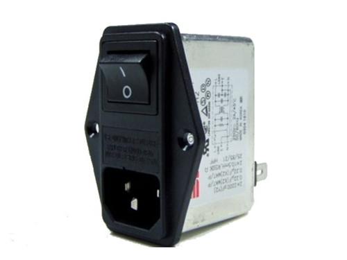 BIT Noise Filter 250V 6A, IQ-0622-H2
