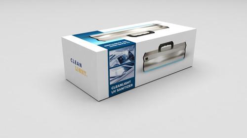 CleanLight UV Sanitizer
