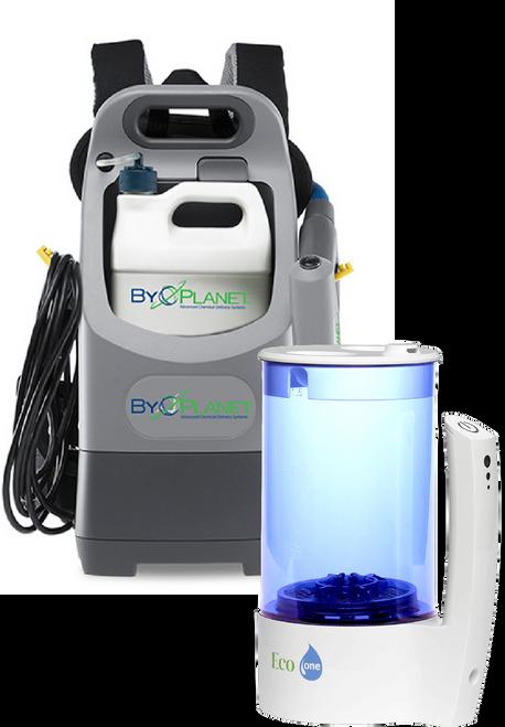 ByoPack™ Electrostatic Sprayer System & 2 x Eco Ones Combo
