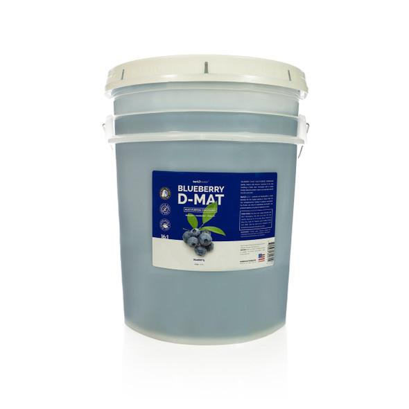 Bark2Basics Blueberry D-Mat Dog Conditioner 5 Gallon Pail