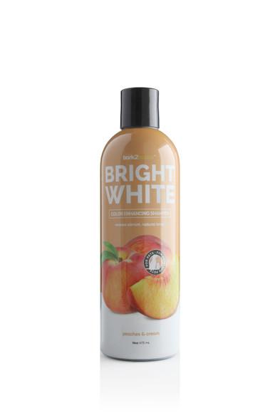 Bark2Basics Brighten White Dog Shampoo, 16 oz