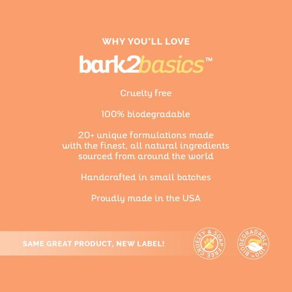 Bark2Basics Brighten White Dog Shampoo, 5 Gallon Pail