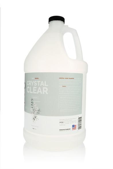 Bark2Basics Crystal Clear Dog Shampoo, Gallon