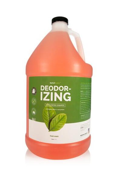 Bark2Basics Deodorizing Dog Shampoo, Gallon