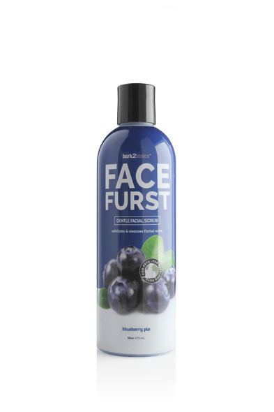 Bark2Basics Face Furst Dog Facial Scrub, 16 oz