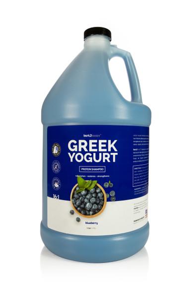 Bark2Basics Blueberry Greek Yogurt Dog Shampoo, Gallon