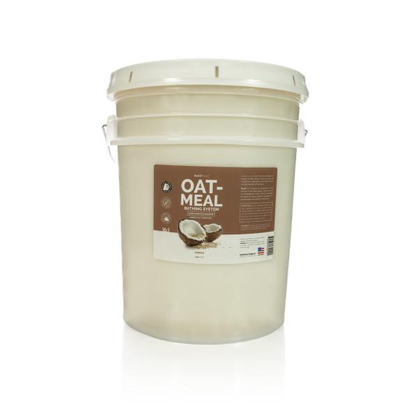 Bark2Basics Bathing System Oatmeal Dog Shampoo, 5 Gallon Pail