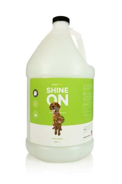 Bark2Basics Shine-On Spray, Gallon