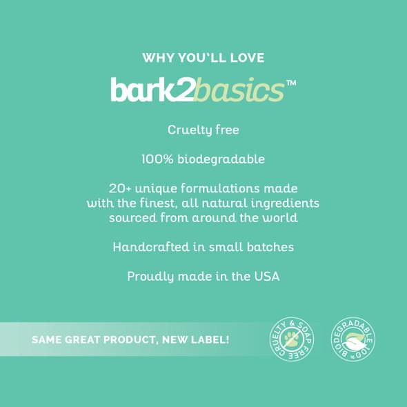 Bark2Basics Skin Remedy Dog Shampoo, 5 Gallon Pail