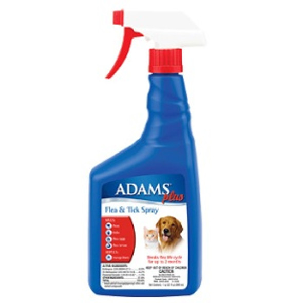Adams Plus Flea & Tick Spray