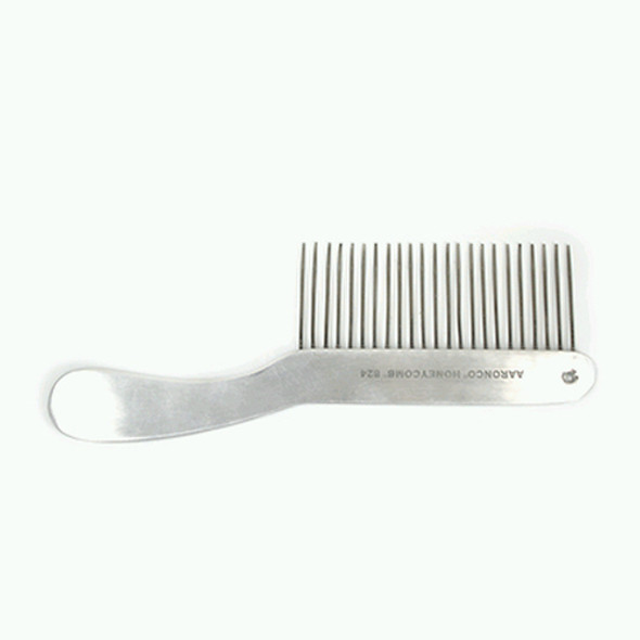 Aaronco Honeycomb Long Hair Aluminum Comb