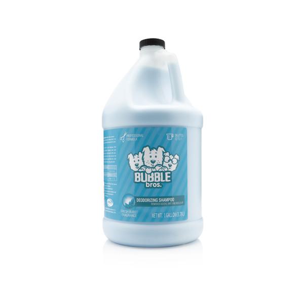 Bubble Bros. Deodorizing Dog Shampoo, Gallon