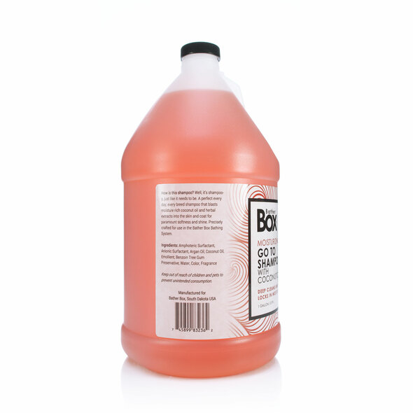 BatherBox Go To Dog Shampoo Gallon