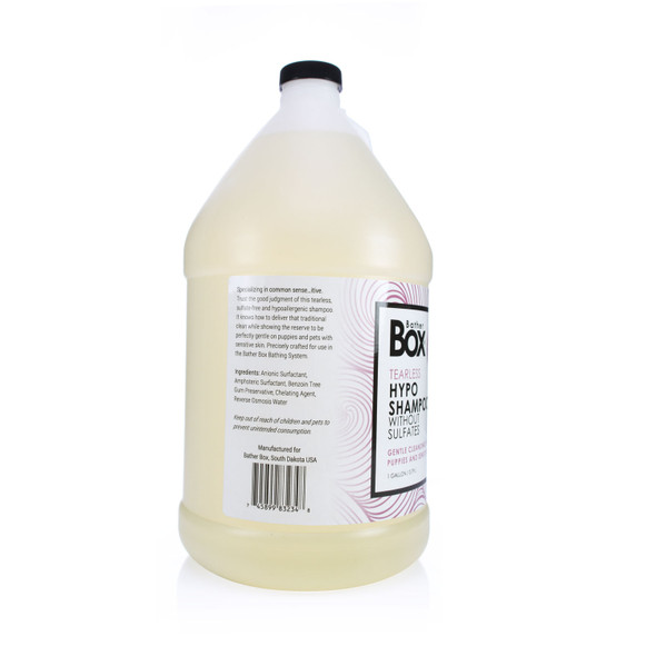 BatherBox Hypoallergenic Dog Shampoo Gallon