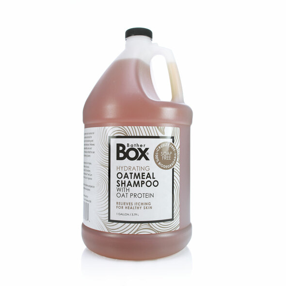 BatherBox Oatmeal Dog Shampoo Gallon