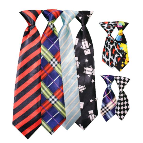 Pet Neck Tie, Various Sizes