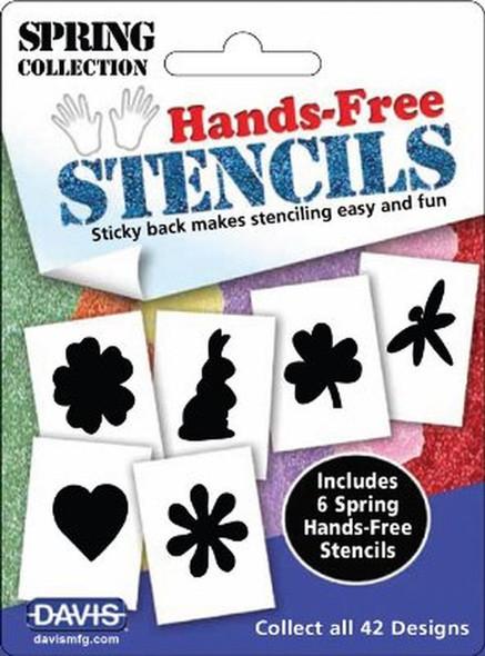 Davis Hands Free Stencils - Spring