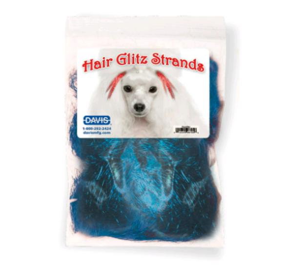 Davis Hair Glitz Strands