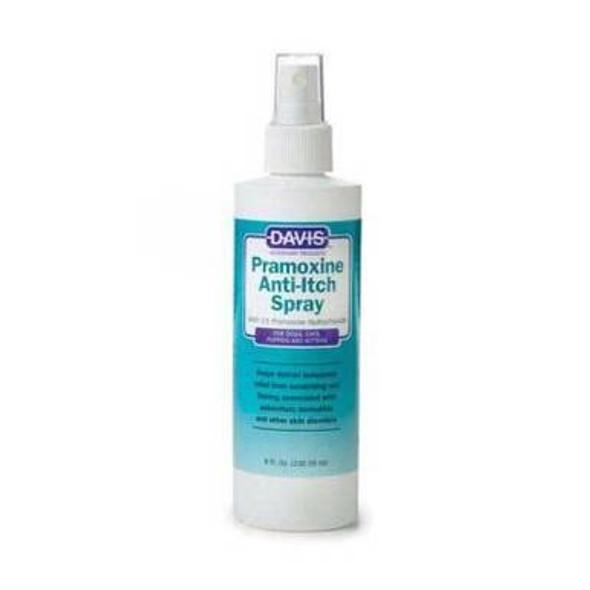Davis Pramoxine Anti-Itch Spray