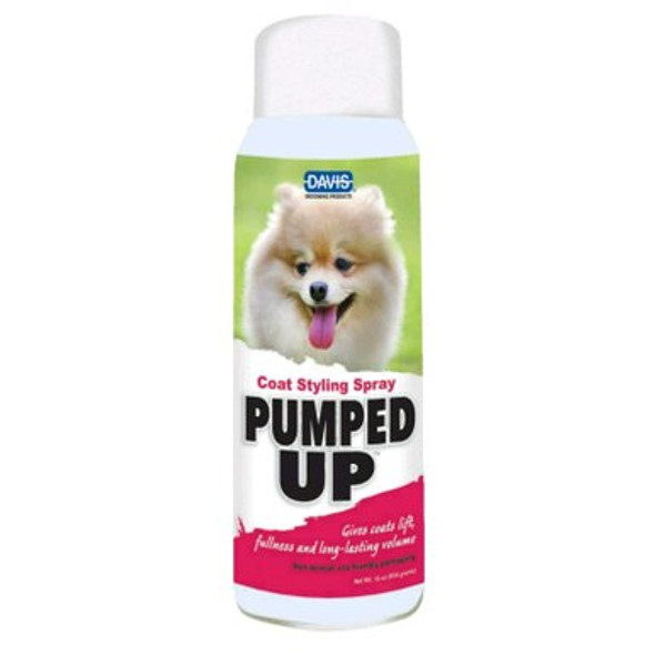 Davis Pumped Up Coat Styling Spray