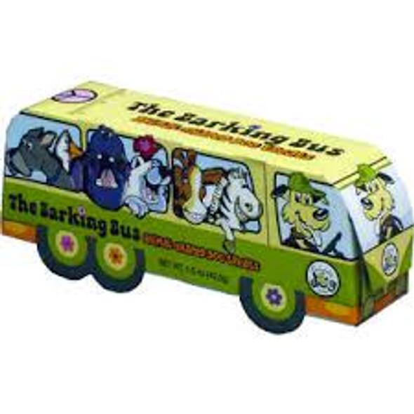 Exclusively Dog Barking Bus Cookies