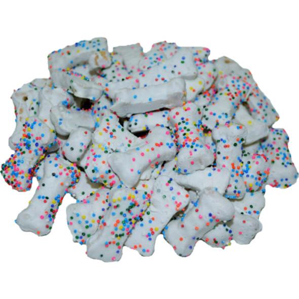 Foppers Pet Treat Bakery Box Yogurt Mini Bones, 8 oz