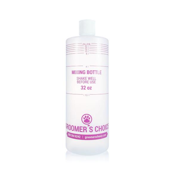 32 oz Dilution Bottle for pet shampoos