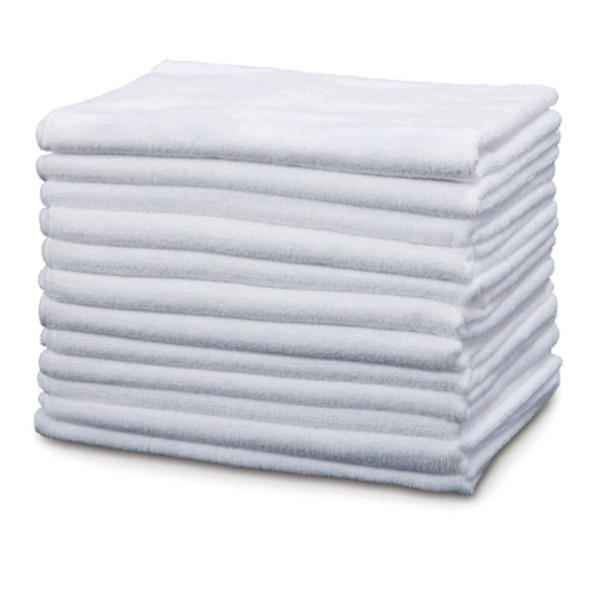 "Groomer's Choice White Microfiber Towels 24"" x 36"" (12 Pack)"