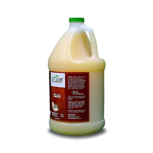 Green Groom Ginger Orange Dog Shampoo, Gallon