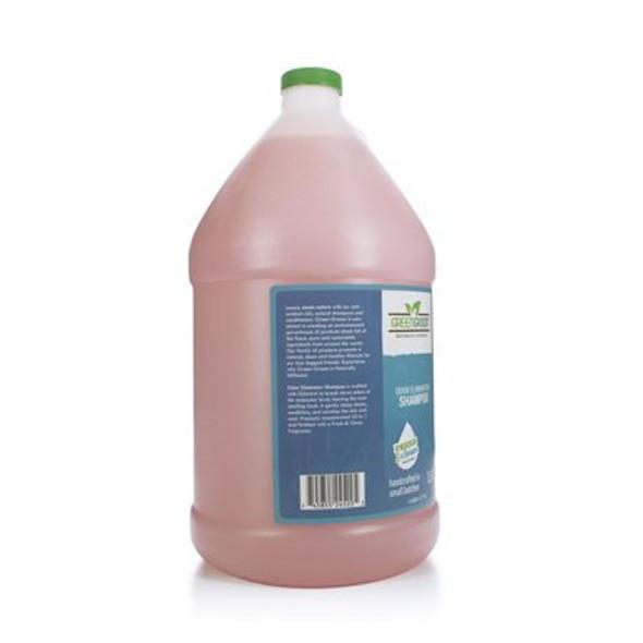 Green Groom Odor Eliminator Dog Shampoo, Gallon