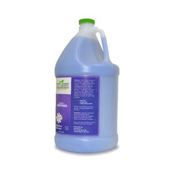 Green Groom Dog Shampoo + Conditioner, Gallon