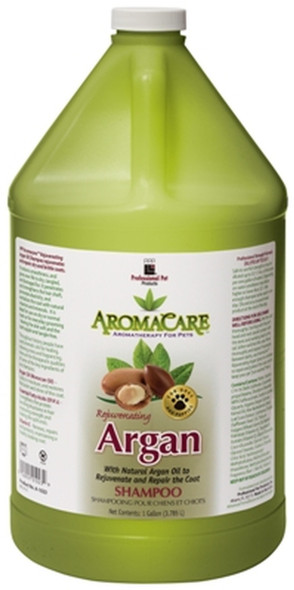 Aromacare Rejuvenating Argan Oil Dog Shampoo Gallon